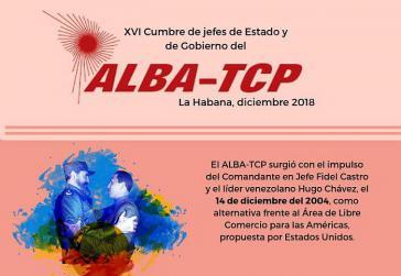 16. Alba-Gipfel in Kubas Hauptstadt Havanna