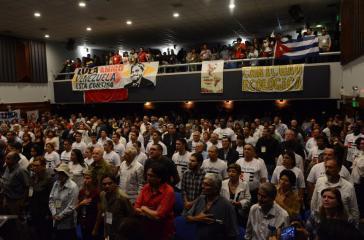 Während die OAS Venezuelas Präsident ausschliessen und Kuba kritisiert wird, formuliert der alternative Gipfel der Völker Solidarität mit Kuba, Venezuela und Lula in Brasilien