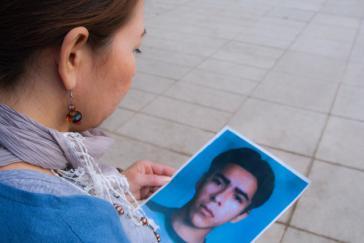 Seit acht Jahren sucht Ana Enamorado nach ihrem Sohn