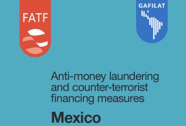 Deckblatt des FATF-Berichtes über Geldwäsche in Mexiko und das Verhalten der Behörden