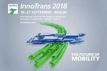Logo der InnoTrans 2018