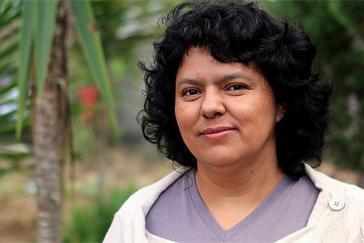 Im Fall der vor zwei Jahren ermordeten Umweltaktivistin Berta Cáceres wurde einer der mutmaßliche Drahtzieher angeklagt
