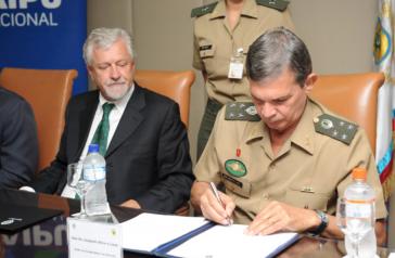 General Joaquim Silva e Luna (re.) soll in Brasilien das Verteidigungsministerium leiten