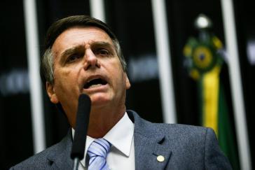 Designierter Präsident von Brasilien, Jair Bolsonaro