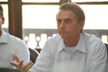 Rechter vor der Macht: Jair Bolsonaro