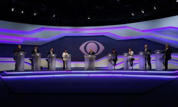 TV-Debatte ohne den beliebtesten Kandidaten Lula da Silva