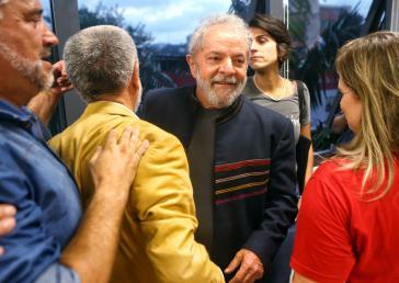 Der UN-Menschenrechtsausschuss setzt sich für die Kandidatur Lulas ein