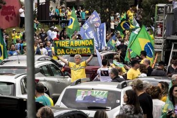 Demo für Bolsonaro in Brasilien: Wie viele sind freiwillig gekommen, wie viele wurden zur Teilnahme gezwungen?
