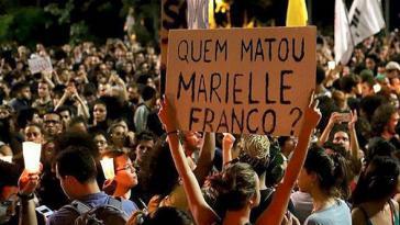 """""""Wer hat Marielle Franco ermordet""""? Die Bundesbehörden Brasiliens sollen jetzt die Ermittlungen übernehmen"""