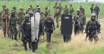Es ist eine gängige Praxis der Sicherheitskräfte, Widerständler als Staatsfeinde einzuordnen und mit aller Härte zu attackieren