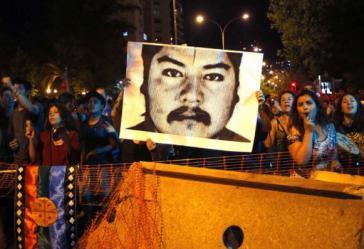 Seit dem Mord an Catrillanca schließen sich Immer mehr Menschen den Protesten gegen die staatliche Gewalt gegen Mapuche an