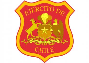 """""""Durch Vernunft oder Gewalt"""". Wappen der Streitkräfte von Chile"""