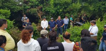 In Veracruz, Mexiko, wurde ein weiteres Massengrab entdeckt