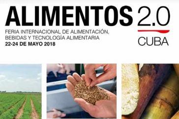 Die Messe für Lebensmittel, Getränke und Lebensmitteltechnologie in Kuba fand vom 22. bis 24. Mai in Kuba statt