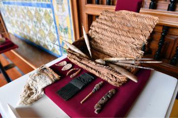 Hunderte Artefakte sind aus verschiedenen Ländern nach Peru rückgeführt worden