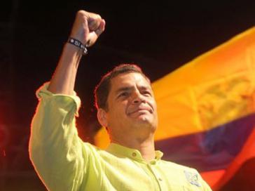 Gegen Rafael Correa, den früheren linken Präsidenten von Ecuador, laufen inzwischen 15 Ermittlungsverfahren