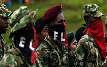 """Vom 10. bis 13. Februar führte die ELN in Kolumbien einen """"bewaffneten Streik"""" durch"""