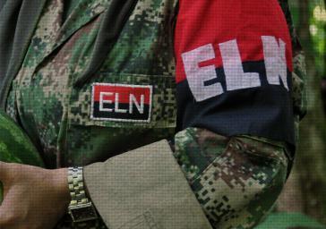 ELN-Kämpfer in Kolumbien