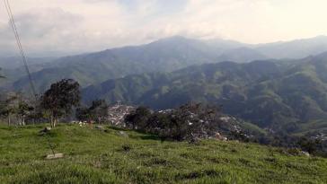 Catatumbo - Waldregion an der Grenze zwischen Kolumbien und Venezuela