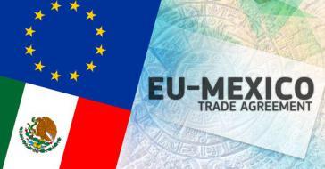 Die EU und Mexiko haben nach zweijährigen Verhandlungen ein neues Handelsabkommen abgeschlossen