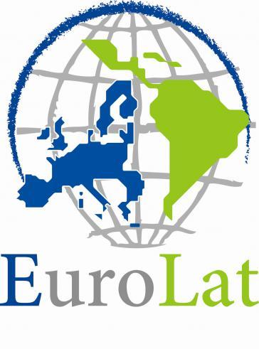 Logo der Parlamentarischen Versammlung Europa-Lateinamerika (Eurolat)