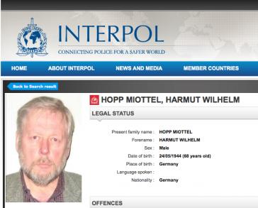 Einst von Interpol gesucht, nun in Düsseldorf freigesprochen: Ex-Sektenarzt Hartmut Hopp