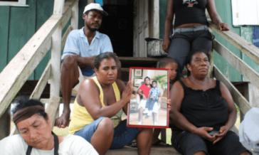 Angehörige von Opfern des Massakers in Mosquitia, Honduras, warten bis heute auf Ermittlungsergebnisse