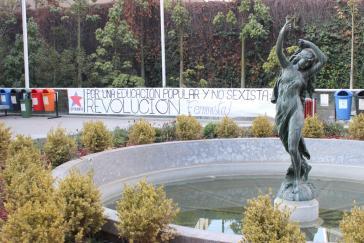 Proteste von Frauen in Chile in den letzten Wochen haben nun zu einer Reaktion von Präsident Piñera geführt