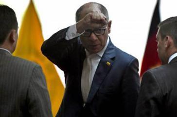 Der ehemalige Vize-Präsident Ecuadors, Jorge Glas, hat nach 52 Tagen seinen Hungerstreik beendet