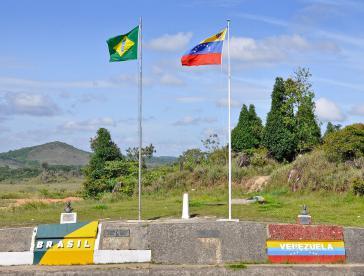 Nach Angaben der Vereinten Nationen überquerten in den letzten Monaten täglich 800 Menschen aus Venezuela die Grenze nach Brasilien