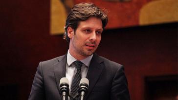 Ecuadors UN-Vertreter Guillaume Long