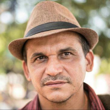 Lebt seit 20 Jahren unter ständigen Bedrohungen durch paramilitärische Gruppen: Guillermo Pérez aus Cesar, Kolumbien