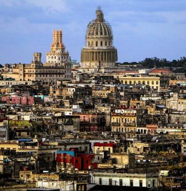 """Havanna, die """"immer schöner und einladender werdende"""" Hauptstadt von Kuba"""