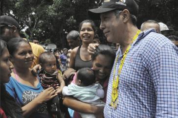 Henri Falcón im ganzen Land unterwegs mit seiner Wahlkampagne