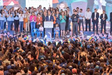 Kolumbiens neuer Präsident Duque kündigte bei seiner ersten Rede nach dem Wahlsieg Änderungen im Friedensabkommen mit der Farc-Guerilla an