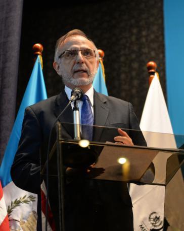 Darf nicht mehr nach Guatemala einreisen: UNO-Korruptionsermittler Iván Velásquez