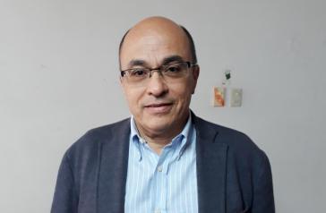 Professor Jairo Hernando Estrada Álvarez aus Kolumbien
