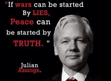 Ecuador sperrt dem Aktivisten und Whistleblower Assange die Kommunikationsmöglichkeiten