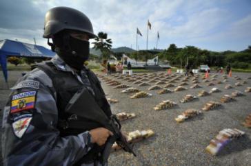 Ecuador will verstärkt gegen Kriminalität in der Grenzregion zu Kolumbien vorgehen –  auch wieder mit Hilfe der USA