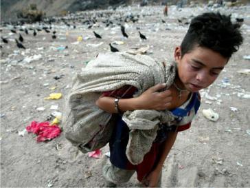 Kinderarmut in Argentinien. Von den 15 ungleichsten Ländern der Welt liegen 10 auf dem amerikanischen Kontinent