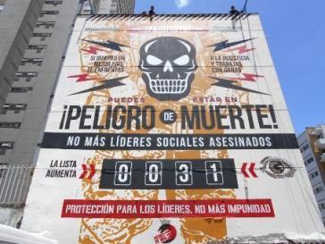 Bodycount in Kolumbien: Hier werden mit die meisten Aktivisten ermordet