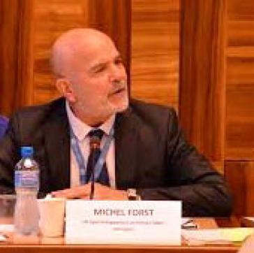 """Lage in Kolumbien """"dramatisch"""": UNO-Sonderberichterstatter Forst"""