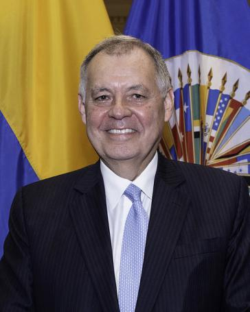 In der Kritik: Alejandro Ordóñez aus Kolumbien