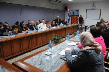 Die Delegationen aus Algerien und Kuba vereinbarten vergangene Woche verschiedene Kooperationsprojekte
