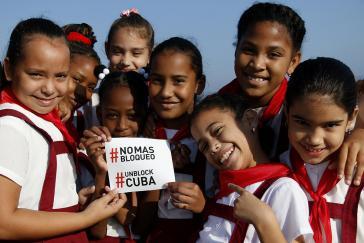 Unter Kubanern in den USA hofft man weiter auf ein Ende der Blockadepolitik