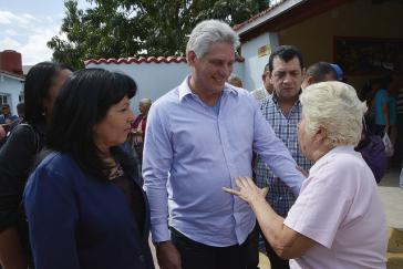 Neuer Mann an Kubas Spitze? Miguel Díaz-Canel