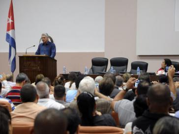 Landeskonferenz der Union der Informatiker Kubas (UIC)