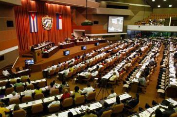 Nationalversammlung von Kuba