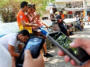 WLAN-Hotspot Kuba