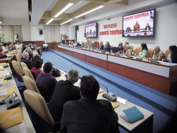 Zentralkomitee der Kommunistischen Partei Kubas